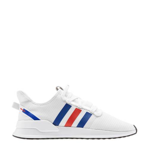 adidas Originals U_Path Run sneakers wit/rood/koba