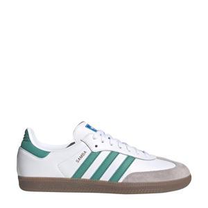 Samba OG sneakers wit/groen