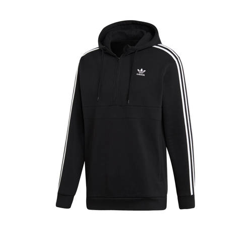 adidas Originals hoodie 3 STRIPES HALF ZIP