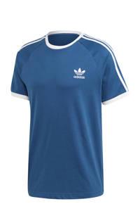 adidas Originals Adicolor T-shirt blauw/wit, Blauw