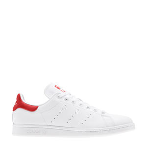 Stan Smith  sneakers wit/rood