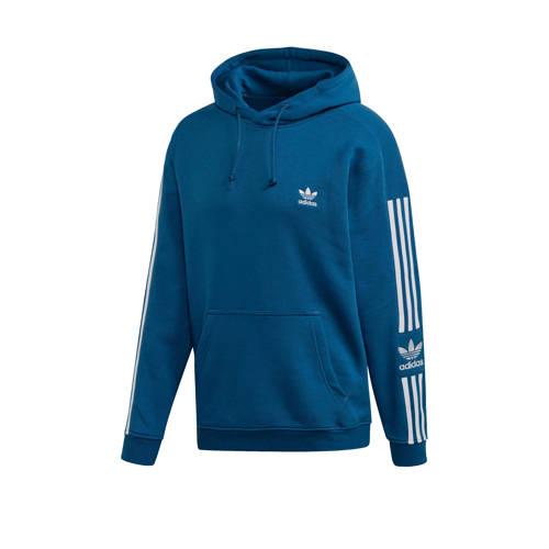 adidas originals Adicolor hoodie blauw