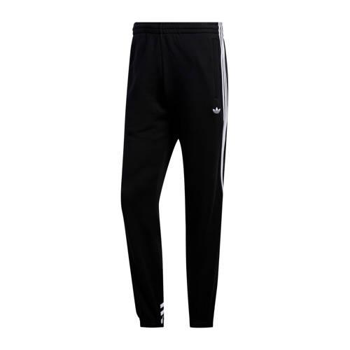 adidas Originals joggingbroek zwart/wit