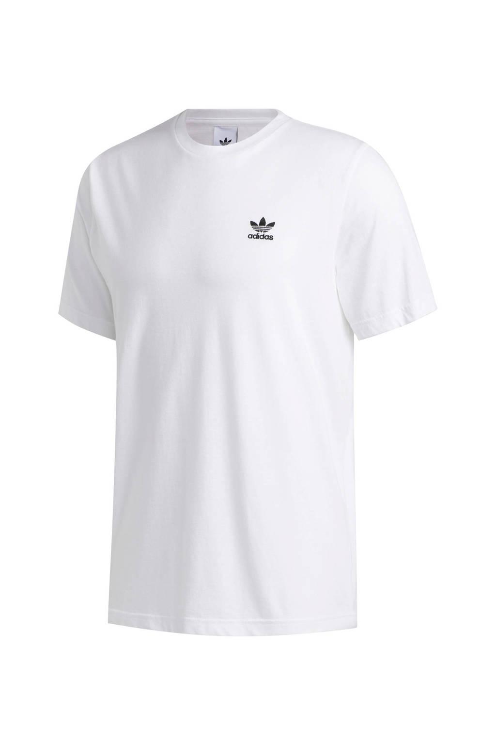 adidas Originals   Adicolor T-shirt wit, Wit