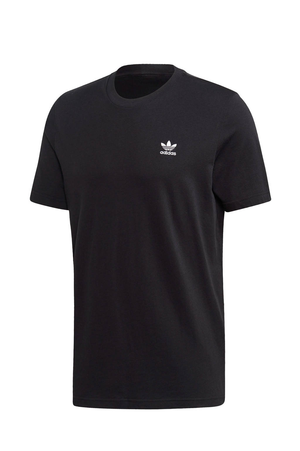adidas Originals   Adicolor T-shirt zwart, Zwart