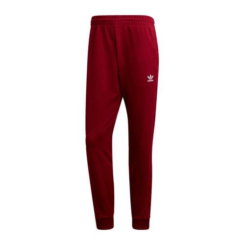 adidas Originals Adicolor trainingsbroek rood