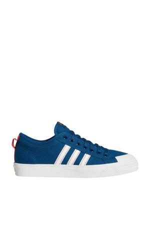 Nizza  sneakers donkerblauw/wit