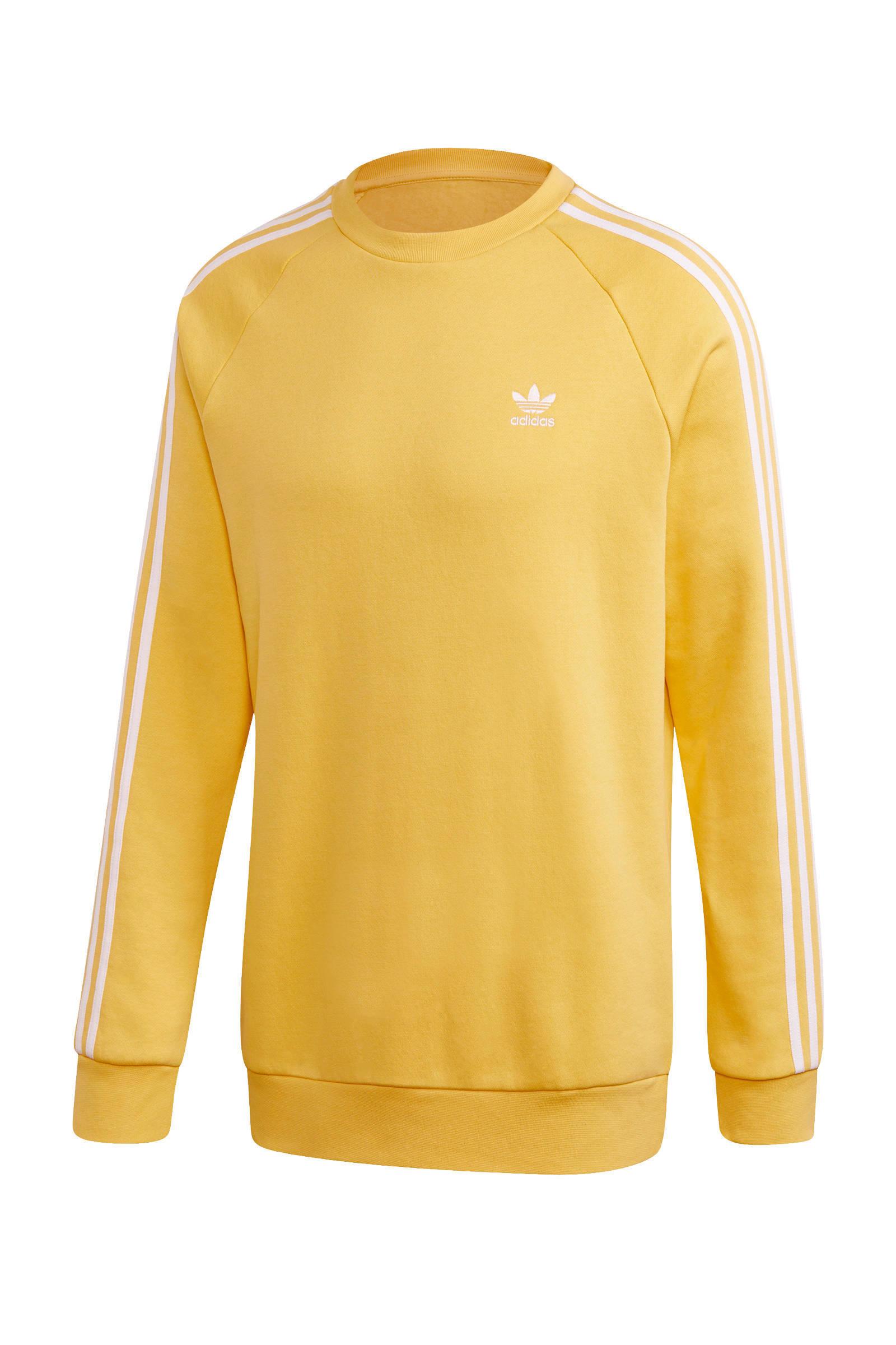 Adicolor sweater geel