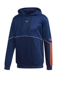 adidas Originals hoodie donkerblauw, Donkerblauw