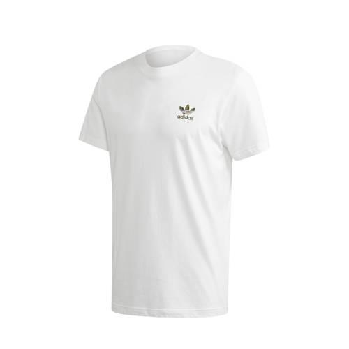 adidas Originals T-shirt wit