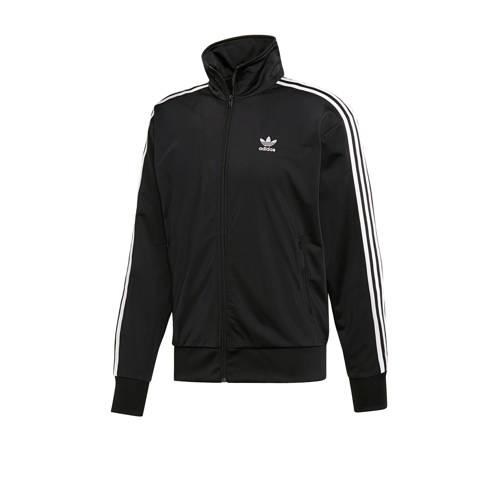 adidas originals sportvest zwart