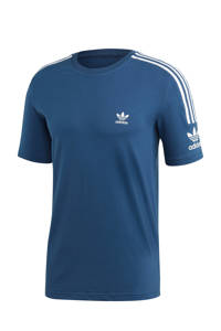 adidas Originals   Adicolor T-shirt blauw, Blauw