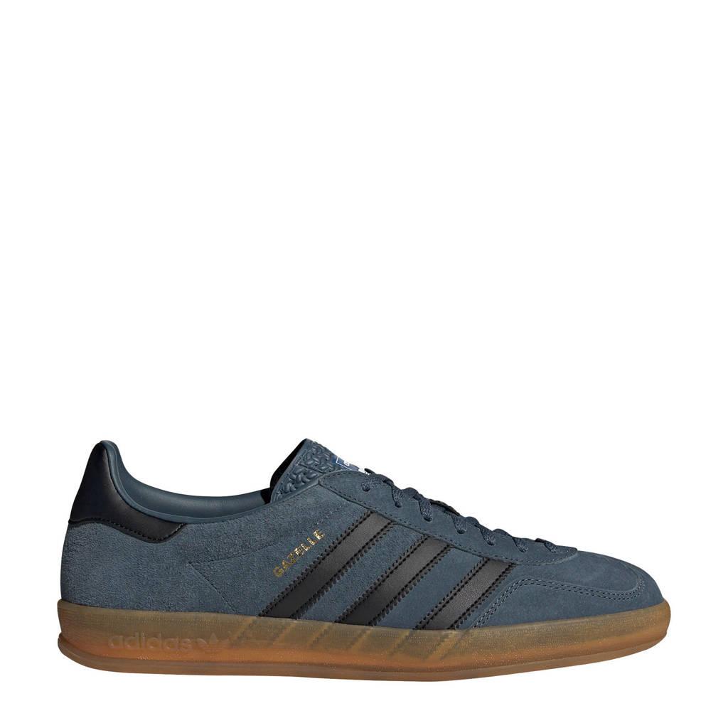 adidas Originals Gazelle Indoor  sneakers donkerblauw/zwart, Donkerblauw/zwart