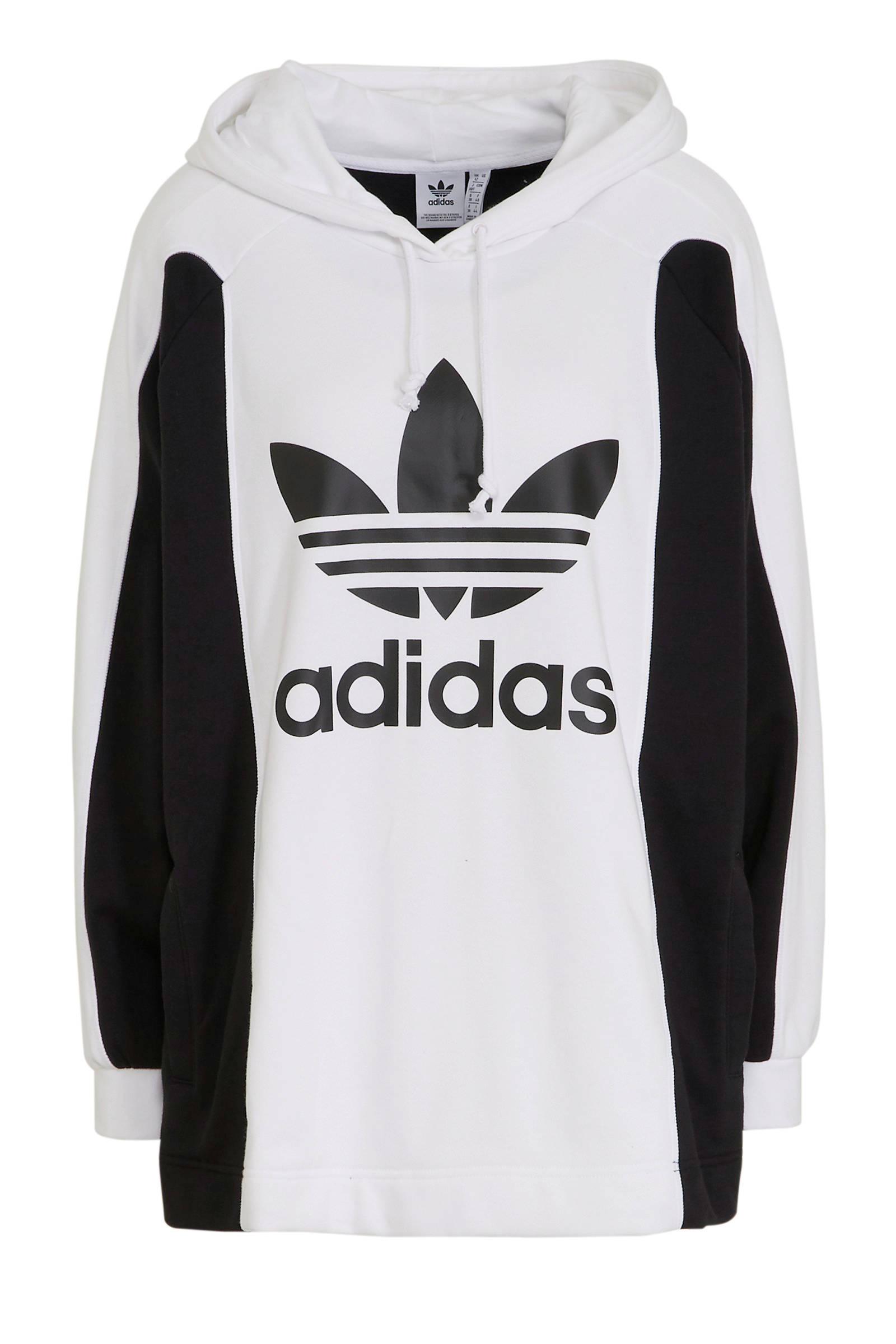 adidas originals adidas Originals oversized sweater wit