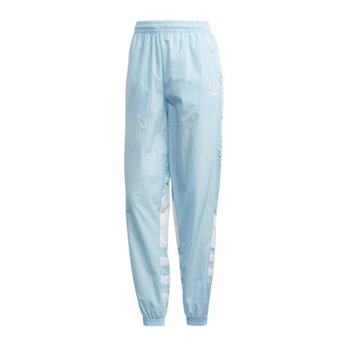 adidas Originals Adicolor sportbroek lichtblauw/wi