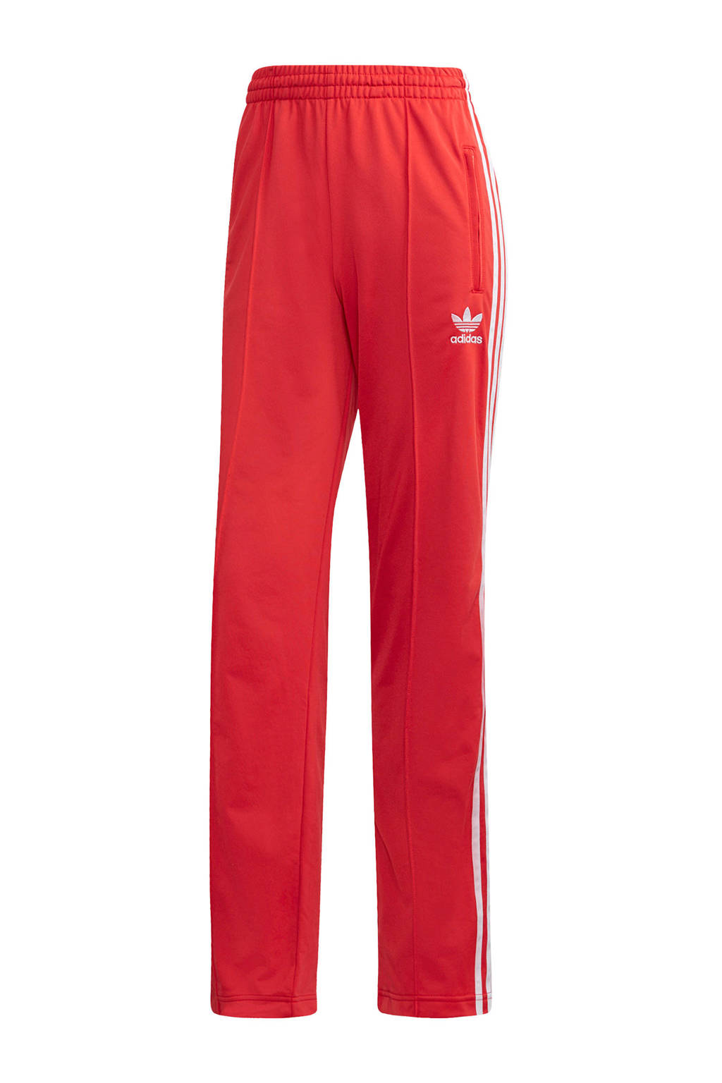adidas Originals Adicolor trainingsbroek rood, Rood