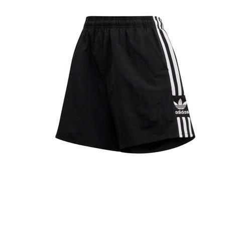 adidas Originals Adicolor short zwart-wit