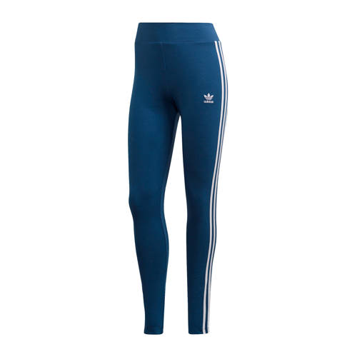adidas Originals Adicolor legging donkerblauw
