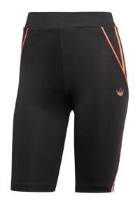 adidas Originals cycling short zwart/oranje, Zwart/oranje