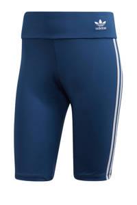 adidas Originals Adicolor cycling short donkerblauw/wit, Donkerblauw/wit