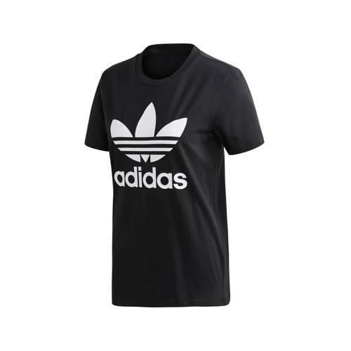 adidas originals sport T-shirt zwart