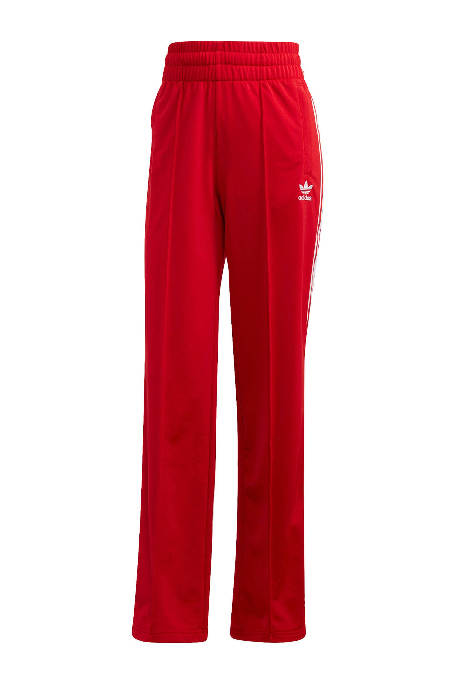 Valentine's Day trainingsbroek rood/wit