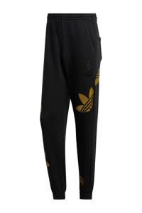 adidas Originals Adicolor joggingbroek zwart/goud, Zwart/goud