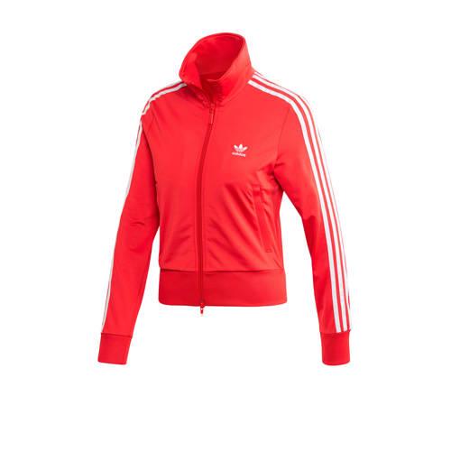 adidas originals Adicolor vest rood-wit