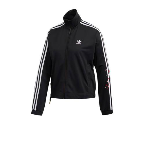 adidas Originals Valentine's Day vest zwart-wit