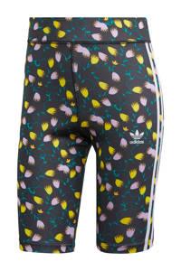 adidas Originals cycling short bloemenprint, Multi