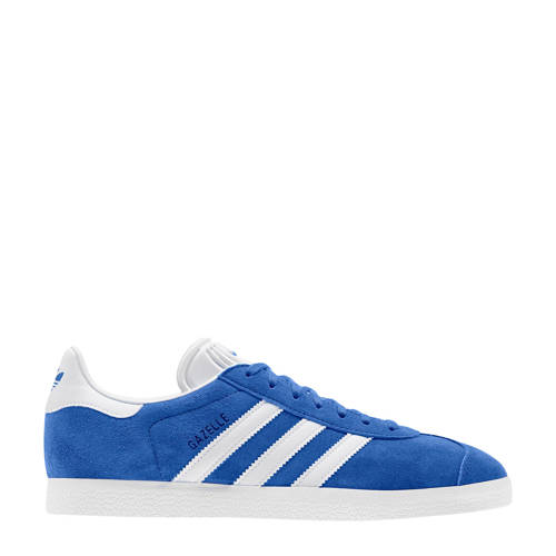 adidas Originals Gazelle sneakers kobaltblauw-wit