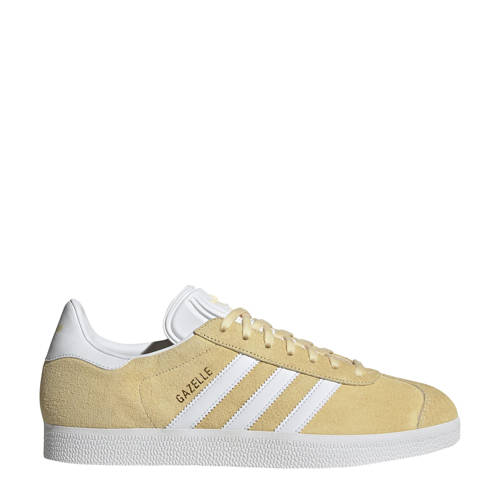 adidas Originals Gazelle sneakers lichtgeel