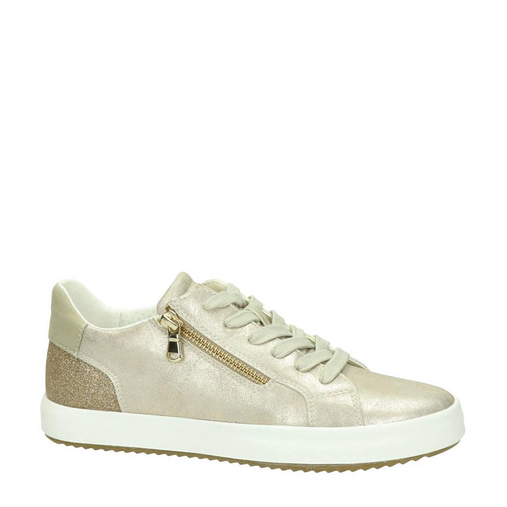 Geox Blomiee  sneakers goud, Goud