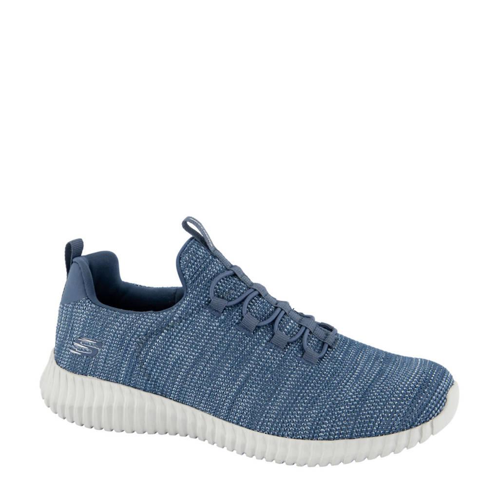 Skechers   sneakers blauw, Blauw