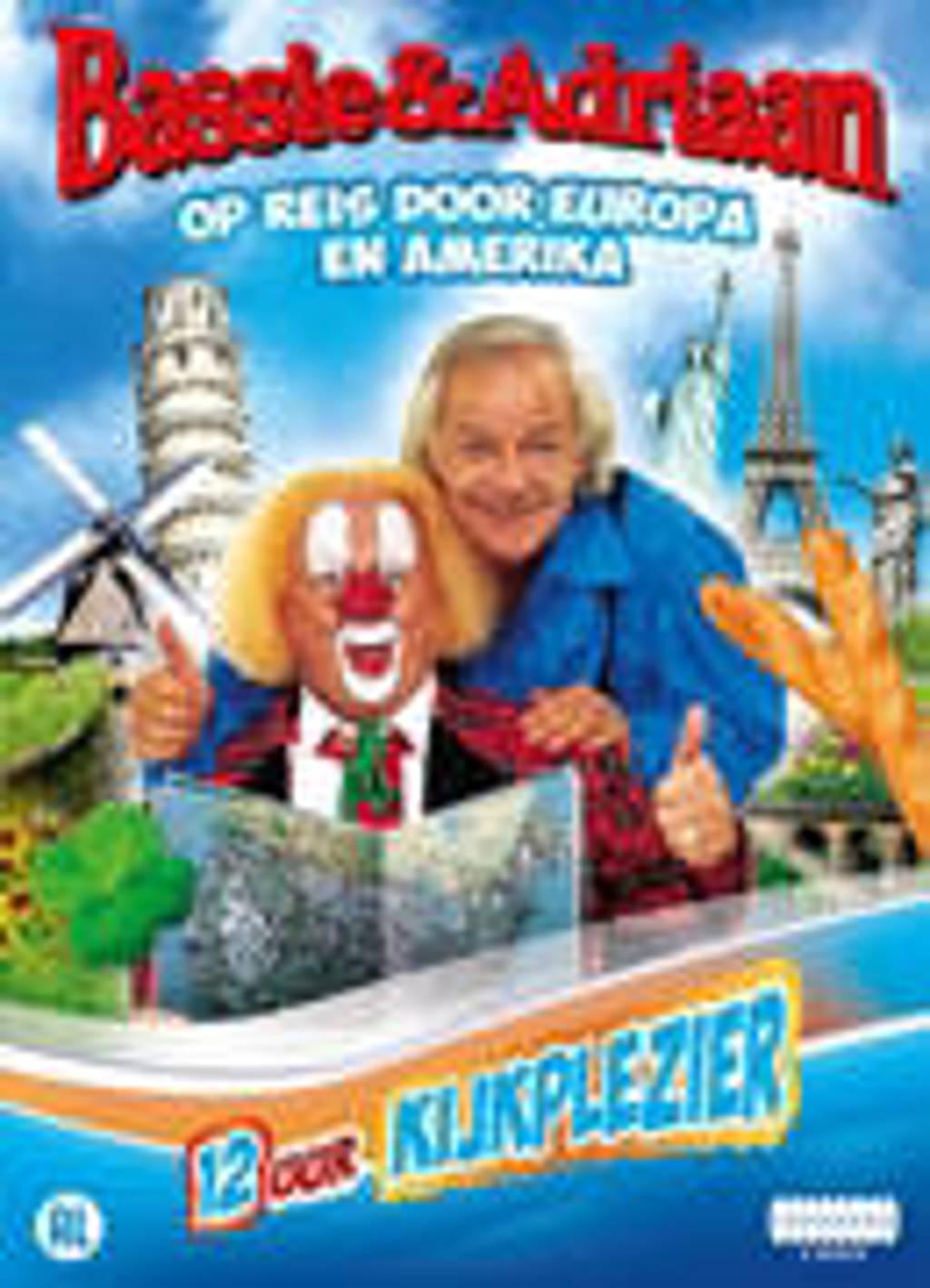 Bassie & Adriaan Op Reis  (DVD)