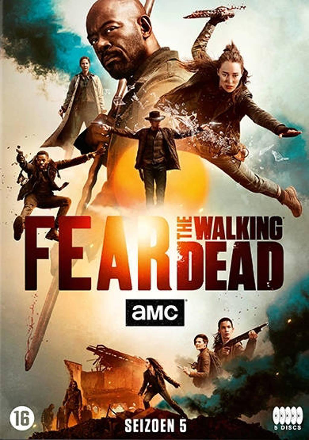 Fear The Walking Dead - Seizoen 5 (DVD)
