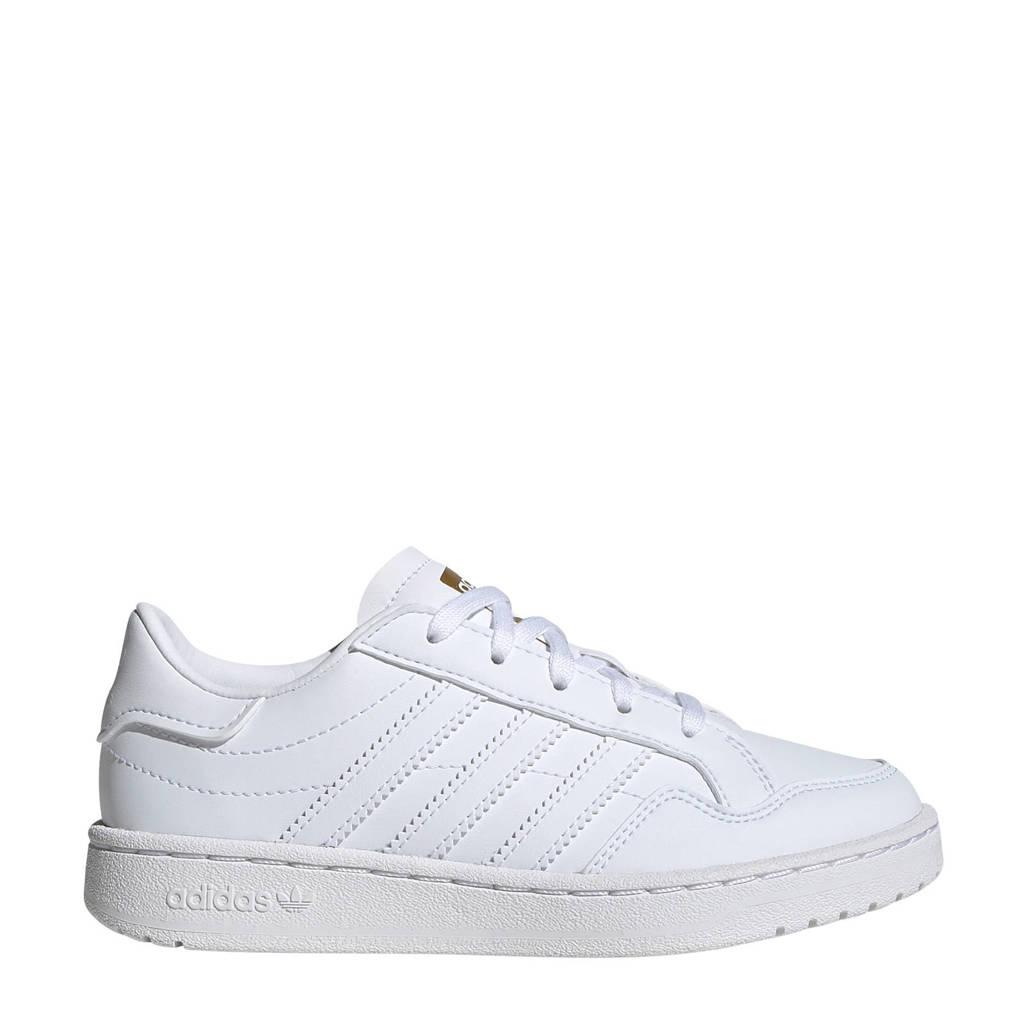 adidas Originals Team Court C sneakers, Wit