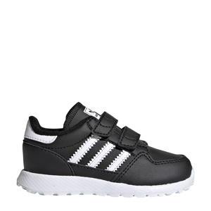 Forest Grove CF I leren sneakers zwart/wit