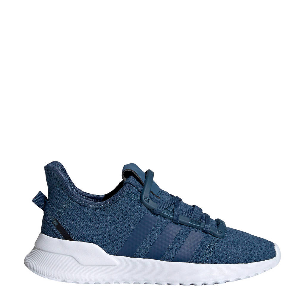 adidas Originals  U_Path Run C sneakers blauw/wit, Blauw/wit