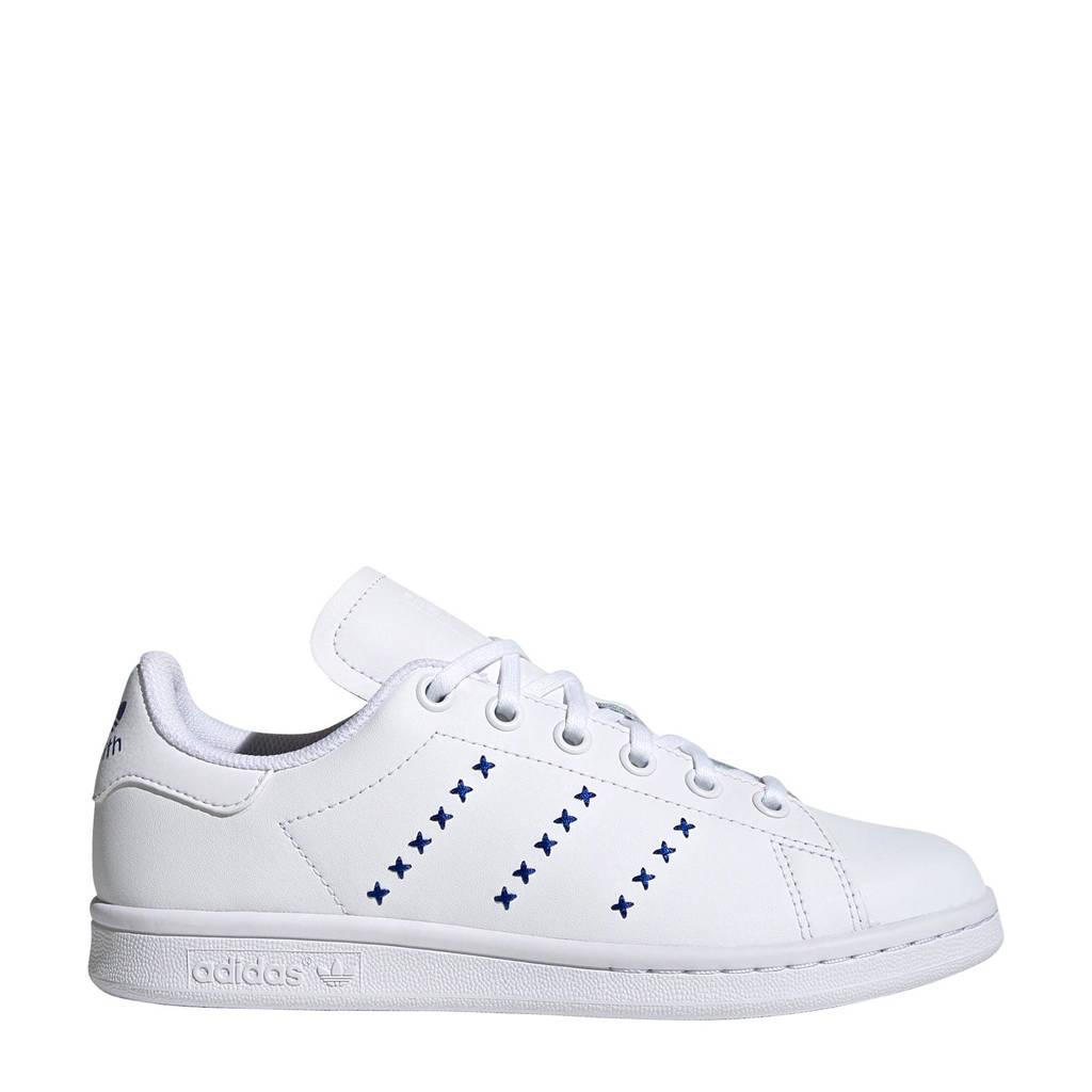 adidas Originals Stan Smith j sneakers wit, Wit