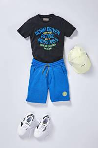 adidas Originals Team Court Kids  sneakers, Wit/zwart