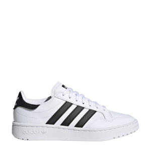 Team Court  sneakers wit/zwart