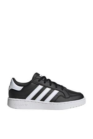 Team Court C sneakers zwart/wit