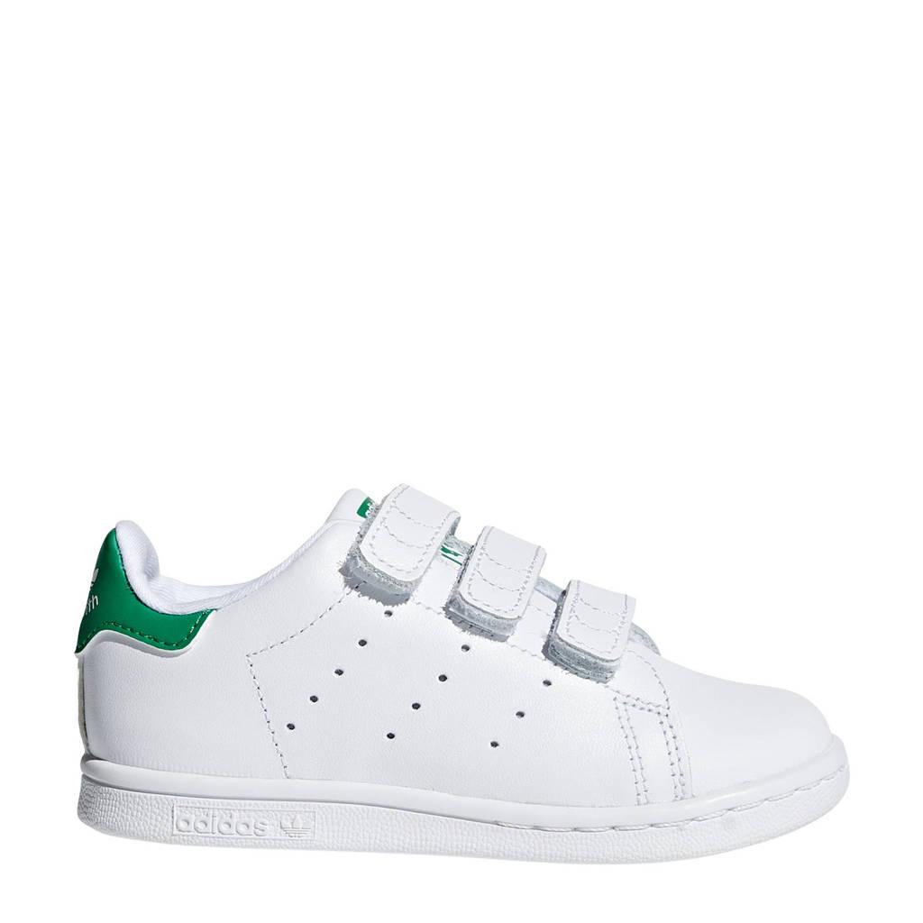 adidas Originals Stan Smith CF I  sneakers wit/groen, Wit/groen