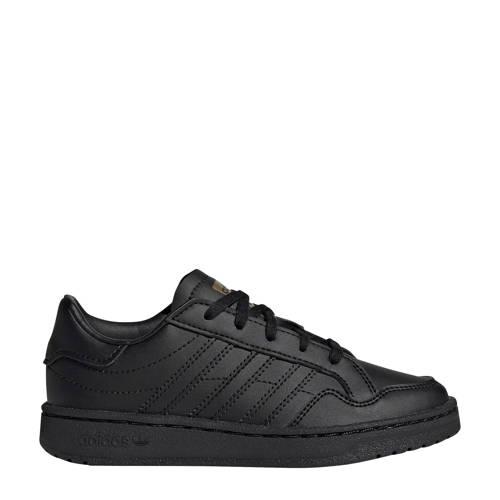 adidas originals Team Court C sneakers zwart