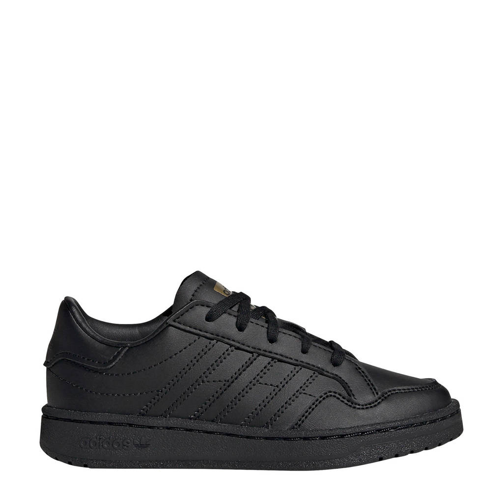 adidas Originals Team Court C sneakers zwart, Zwart