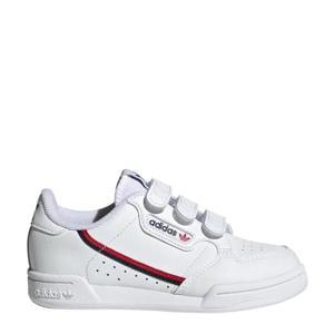 Continental 80 CF C leren sneakers wit