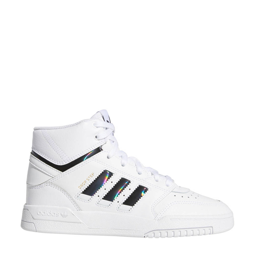 adidas Originals   sneakers wit/zwart, Zwart