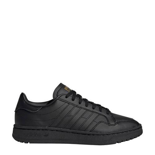 adidas Originals Team Court sneakers zwart
