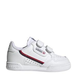 Continental 80 CF I leren sneakers wit